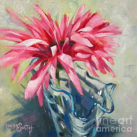 Old and Pink by Linda Smith