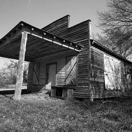 Old Chester South Carolina Store BW by Joseph C Hinson