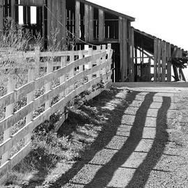Amy Fearn - Old Coastside Barn