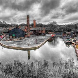 Adrian Evans - Old Dock