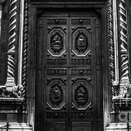 Steven  Taylor - Old Door in Florence