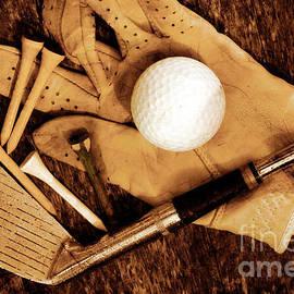 Charline Xia - Old Golf Days