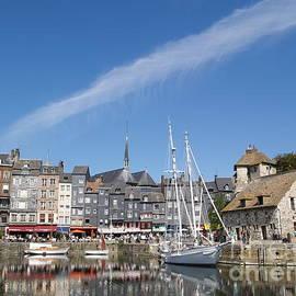 Alex Cassels - Old Harbour of Honfleur