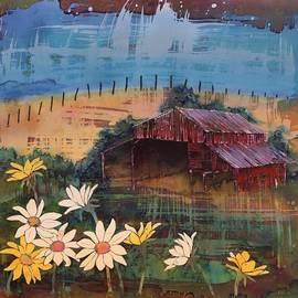 Carolyn Doe - Old Palouse Barn