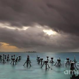 Keith Kapple - Old Pier in the Florida Keys