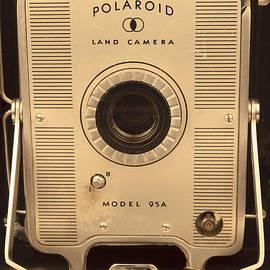 Old Polaroid by Wild Sage Studio Karen Powers