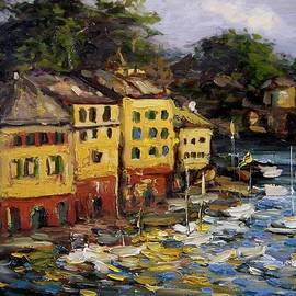 R W Goetting - Old Porto