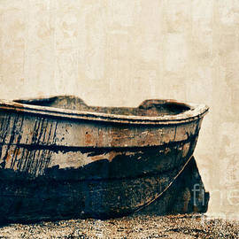 Old Rusty Boat by Jeff Breiman