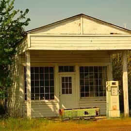Jeff Swan - Old Service Station
