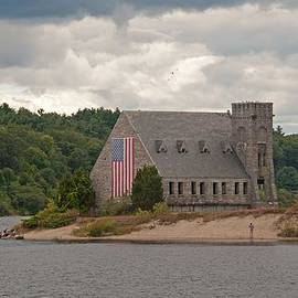 John Black - Old Stone Church - West Boylston Massachusetts