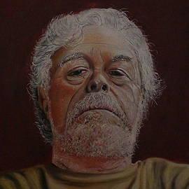 Old Texan by Patricio Lazen