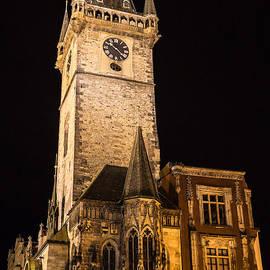 Rhonda Krause - Old Town Hall Prague