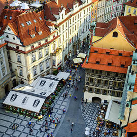 Pablo Lopez - Old Town Square in Prague
