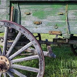 Janice Rae Pariza - Old West Wagon