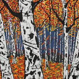 Jeffrey Koss - Old White  Birch