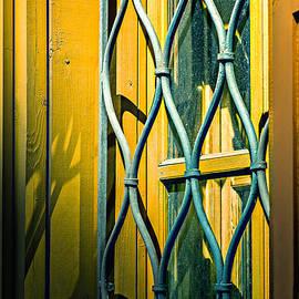 Alexander Senin - Old Window