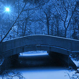 Michael Rucker - Old Winter Bridge
