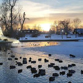 Michael Rucker - Old Winter Mill
