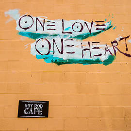 One Love One Heart by Karol Livote