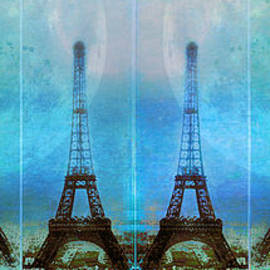 One Night in Paris is Like a Year in any other Place - Charles Lindberg Flight - Parallel Universe by Douglas MooreZart