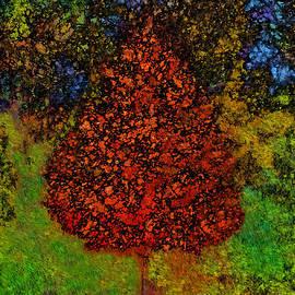 Jeff Breiman - Orange Tree Impression