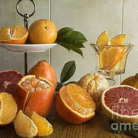Orangeade by Elena Nosyreva