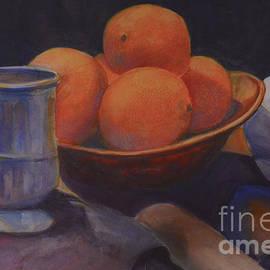 Oranges by Genevieve Brown
