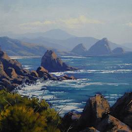 Graham Gercken - Oregon Coastal Rocks