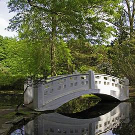 David Freuthal - Oriental garden bridge