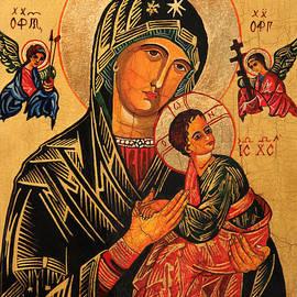 Ryszard Sleczka - Our Lady of Perpetual Help Icon II