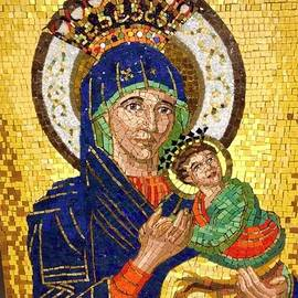 Patrick RANKIN - Our Lady of Perpetual Help Mosaic