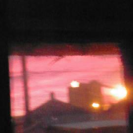 Lenore Senior - Out My Back Window 6 am v2