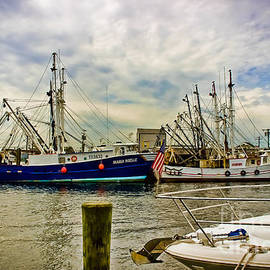 Out to Sea by Colleen Kammerer