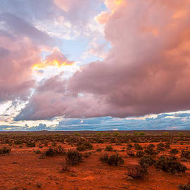 Ross Carroll - Outback Post Storm