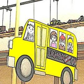Pamela Hyde Wilson - Overhead Train