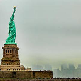 Overlooking Liberty by Az Jackson