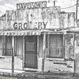 Ozark Vintage Grocery by Steven Bateson