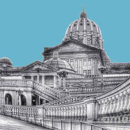 Geoff Crego - PA Capitol Building