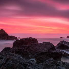 Pacific Glory by Sara Hudock
