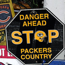 Packers Country by Kay Novy