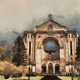Teresa Zieba - Painted Basilica