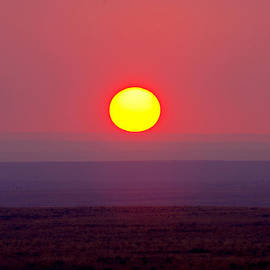 Painted Desert Sunset by Douglas Taylor