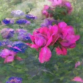 Larry Bishop - Painted Garden