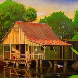 Buzz Coe - Palm Island Crab House