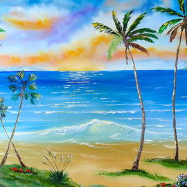 Kevin  Brown - Palm Tree Paradise