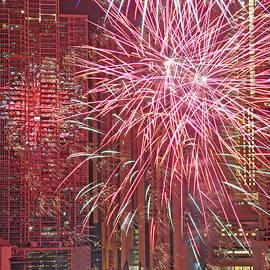 Bob Hislop - Panama Fireworks