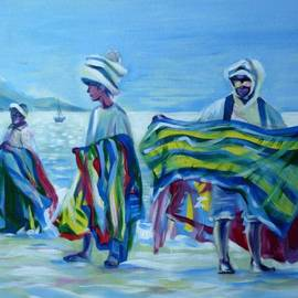 Anna  Duyunova - Panama.Beach Market