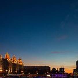 Alexander Senin - Panoramic Moscow Skyline With Hotel Ukraine - Featured 3