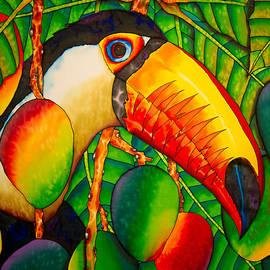 Daniel Jean-Baptiste - Paradise Toucan
