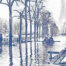 Helge - Paris 1910 Great Flood of Paris
